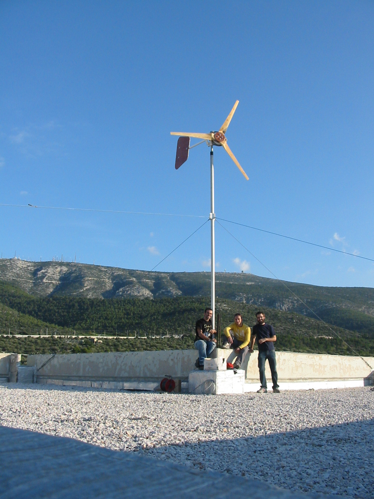 Survey Of Locally Manufactured Small Wind Turbines Hugh