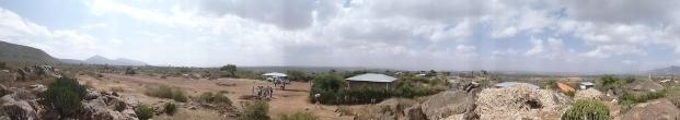 The rural settlement of Handew